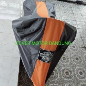 Harga sarung cover motor harley davidson dyna premium   | HARGALOKA.COM