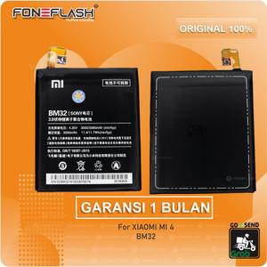 Harga baterai batre battery xiaomi mi4 mi 4 lte bm32 bm 32 original 100   HARGALOKA.COM