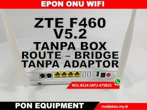 Harga f460 wifi epon onu zte ont modem | HARGALOKA.COM