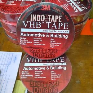 Harga Double Tape 3m Vhb Isolasi Ukuran 24 Mm 4 5m Perekat 3m Lem 3m Katalog.or.id