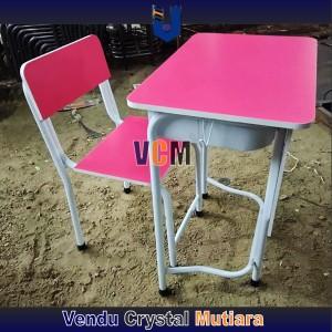 Harga meja kursi sekolah sd smp sma murah   HARGALOKA.COM