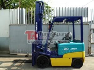 Harga sewa komatsu 2 ton alat berat bekas berkualitas elektrik 4 | HARGALOKA.COM