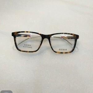 Harga frame kacamata guess gu1971  f 005 55 16 145 original gratis lensa | HARGALOKA.COM