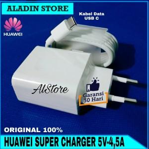 Harga charger huawei super charge huawei mat 9 9 pro mate 10 10 pro ori 100   HARGALOKA.COM