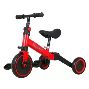 Harga sepeda anak balance bike happy baby 3 in 1 balance bike 3 roda   | HARGALOKA.COM