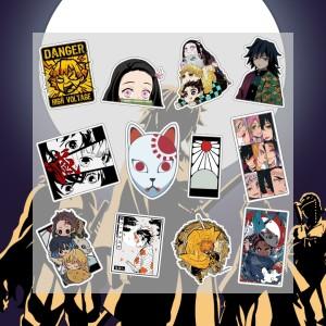 Harga sticker pack kimetsu no yaiba demon slayer high quality murah   | HARGALOKA.COM