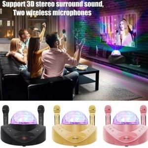 Harga speaker bluetooth wireless karaoke sdrd sd 308 dua | HARGALOKA.COM