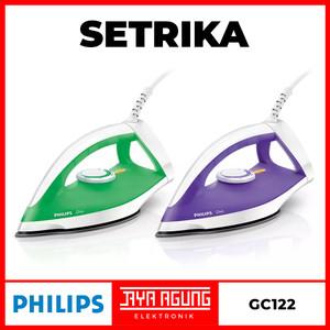 Harga setrika philips dry iron diva gc122 gc 122 gosokan listrik kering     HARGALOKA.COM