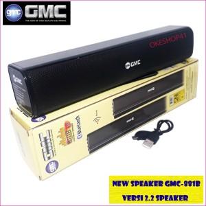 Harga speaker portabel bluetooth gmc 881b fm radio usb super | HARGALOKA.COM