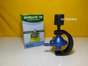 Harga regulator destec com 201m starcam paling aman untuk kompor gas | HARGALOKA.COM