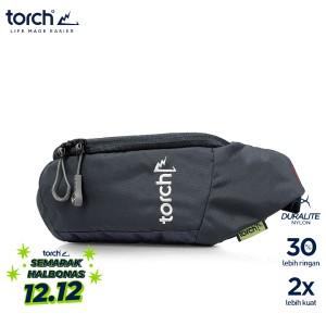 Harga torch tas pinggang waist bag arashi iron | HARGALOKA.COM