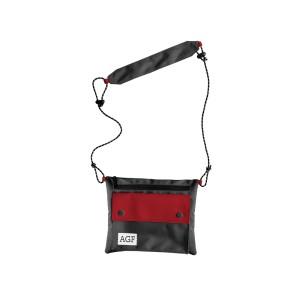 Harga sling bag   agf sacoche   azer grey | HARGALOKA.COM