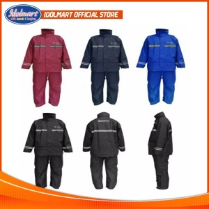 Harga jas hujan raincoat axio europe original type 882   | HARGALOKA.COM