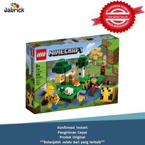 Harga lego 21165 minecraft the bee | HARGALOKA.COM