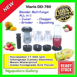 Harga blender mini portable juicer chopper meat grinder viaris | HARGALOKA.COM