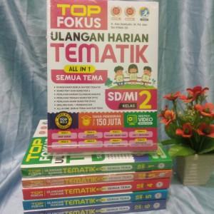 Harga bukubest seller top fokus ulangan harian tematik sd klas | HARGALOKA.COM