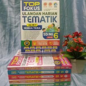 Harga buku best seller top fokus ulangan harian tematik all in 1 semua | HARGALOKA.COM
