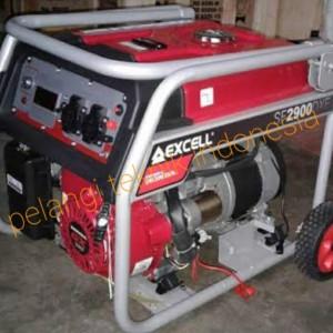 Harga genset honda 2000 watt   2500 watt excell sf 2900 dxe electric | HARGALOKA.COM