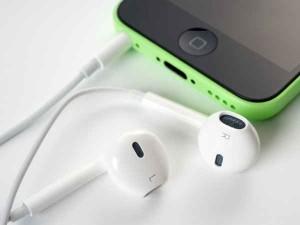 Harga handsfree headseat earphone hf iphone 5 original promo murah | HARGALOKA.COM
