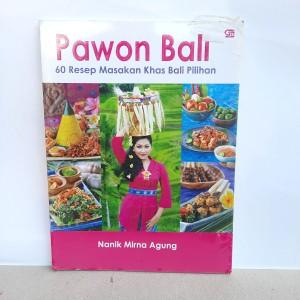 Harga buku kuliner   pawon bali 60 resep masakan khas bali pilihan   HARGALOKA.COM