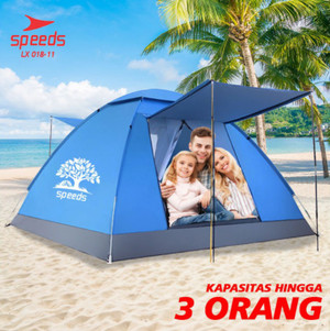 Harga speeds lx 018 11 tenda camping gunung 1 2 orang portable | HARGALOKA.COM