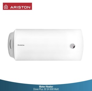 Harga water heater pemanas air ariston dove plus 30 | HARGALOKA.COM