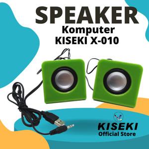 Harga speaker komputer kiseki x 010 speaker usb speaker | HARGALOKA.COM