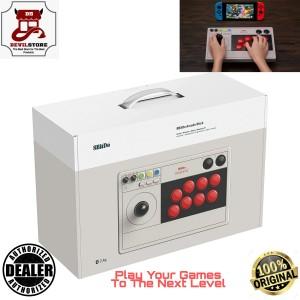 Harga 8bitdo arcade stick for nintendo switch amp windows games original | HARGALOKA.COM