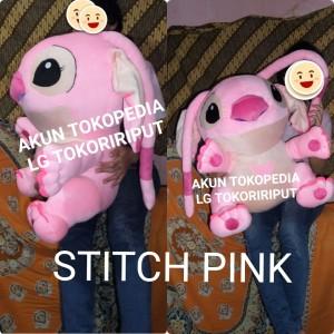 Harga promo boneka stich super jumbo sticth super besar sni   stitch | HARGALOKA.COM