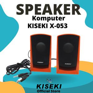 Harga speaker komputer kiseki x 053 speaker laptop speaker | HARGALOKA.COM