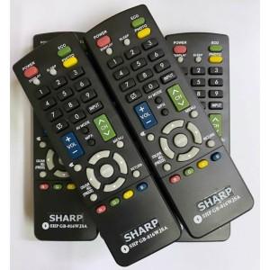 Harga remot remote tv sharp aquos lcd led | HARGALOKA.COM