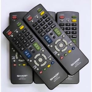 Harga remot remote tv lcd led sharp type | HARGALOKA.COM
