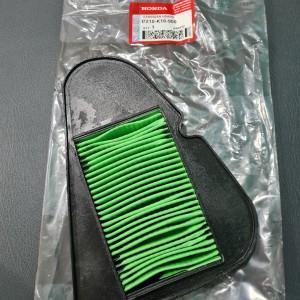 Harga filter udara saringan hawa honda beat fi scoopy f1 vario cbs | HARGALOKA.COM