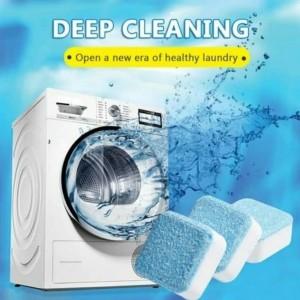 Harga tablet pembersih mesin cuci deep cleaning washing anti bakteri 1 | HARGALOKA.COM