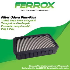 Harga ferrox filter udara mitsubishi delica 2014 2018 | HARGALOKA.COM