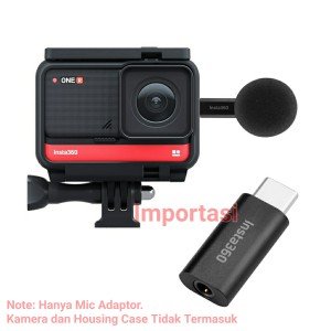 Harga insta360 one r mic adapter | HARGALOKA.COM