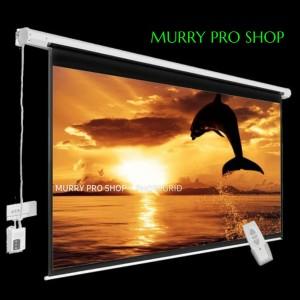Harga screen projector d light 84 34 ewsdl2121rl | HARGALOKA.COM