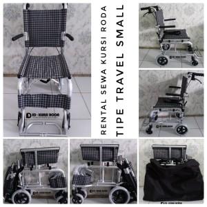 Harga sewa kursi roda travel small | HARGALOKA.COM