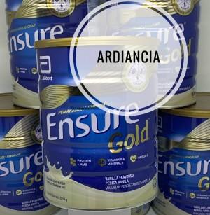 Katalog Susu Ensure Rasa Vanila Katalog.or.id