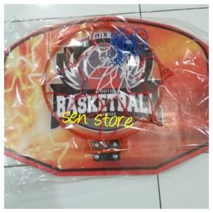 Harga papan ring basket kecil hanya bisa kirim via grab dan   HARGALOKA.COM