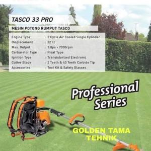 Harga mesin potong rumput tasco 33 pro brush cutter tasco 33 | HARGALOKA.COM