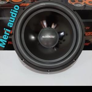 Harga subwoofer  audiobose ab 1290 12 34 double coil  high quality meri | HARGALOKA.COM