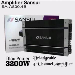 Harga Ads Power Amplifier Mobil As 600 4 Chanel Car Audio A D S Original Oem Katalog.or.id