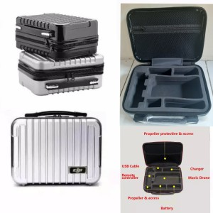 Harga tas mavic pro hardsell model koper | HARGALOKA.COM