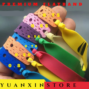 Harga flatband ketapel karet ketapel slingshot rubber slingshot   0 50 | HARGALOKA.COM