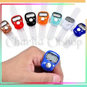 Harga finger counter tasbih digital alat hitung elektronik   | HARGALOKA.COM