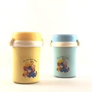 Harga lunch box rantang susun stainless 3 susun tahan panas 12 jam     HARGALOKA.COM