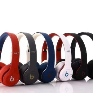 Harga headset bluetooth beats by dr dre solo3 headphone wireless re | HARGALOKA.COM