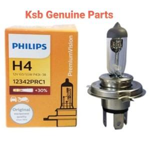 Harga bohlam lampu depan innova avanza xenia veloz philips h4 12v 60 55 | HARGALOKA.COM