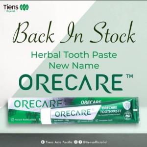Harga tiens herbal tooth paste odol pemutih amp penghilang karang | HARGALOKA.COM